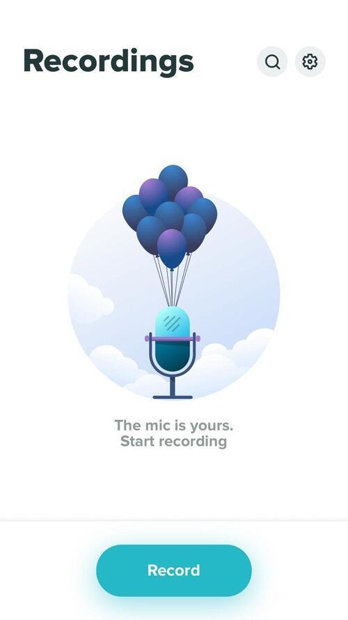 temi record and transcript app