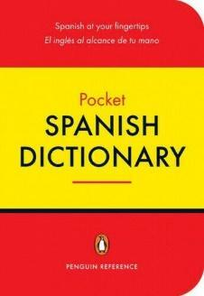 enguin Pocket Spanish Dictionary: Spanish at Your Fingertips