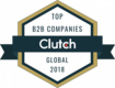 Press logo clutch announces its top b2b global leaders