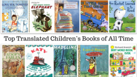 Post preview top translated children s books of all time
